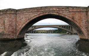 Bridges, Berwick. Image © Michael Scott